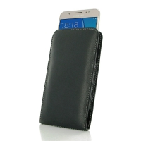 Leather Vertical Pouch Case for Samsung Galaxy J7 (2016)