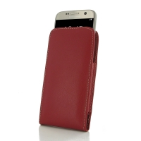 10% OFF + FREE SHIPPING, Buy Best PDair Top Quality Handmade Protective Samsung Galaxy S7 Leather Sleeve Pouch Case (Red). Pouch Sleeve Holster Wallet You also can go to the customizer to create your own stylish leather case if looking for additional colo