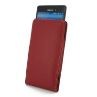 10% OFF + FREE SHIPPING, Buy Best PDair Top Quality Handmade Protective Sony Xperia M4 Aqua Leather Sleeve Pouch Case (Red). Pouch Sleeve Holster Wallet You also can go to the customizer to create your own stylish leather case if looking for additional co