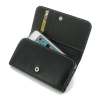 Leather Wallet Case for Apple iPhone SE