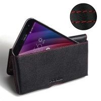 10% OFF + FREE SHIPPING, Buy PDair Top Quality Handmade Protective Asus Zenfone Zoom Leather Wallet Pouch Case (Red Stitch) online. You also can go to the customizer to create your own stylish leather case if looking for additional colors, patterns and ty