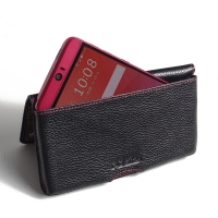 10% OFF + FREE SHIPPING, Buy PDair Top Quality Handmade Protective HTC Butterfly 3 Leather Wallet Pouch Case (Red Stitching) online. You also can go to the customizer to create your own stylish leather case if looking for additional colors, patterns and t