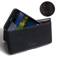 10% OFF + FREE SHIPPING, Buy Best PDair Top Quality Handmade Protective Huawei Enjoy 5 Leather Wallet Pouch Case (Red Stitch) You also can go to the customizer to create your own stylish leather case if looking for additional colors, patterns and types.