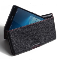 10% OFF + FREE SHIPPING, Buy Best PDair Quality Handmade Protective Microsoft Lumia 950 XL Leather Wallet Pouch Case (Red Stitching) You also can go to the customizer to create your own stylish leather case if looking for additional colors, patterns and t