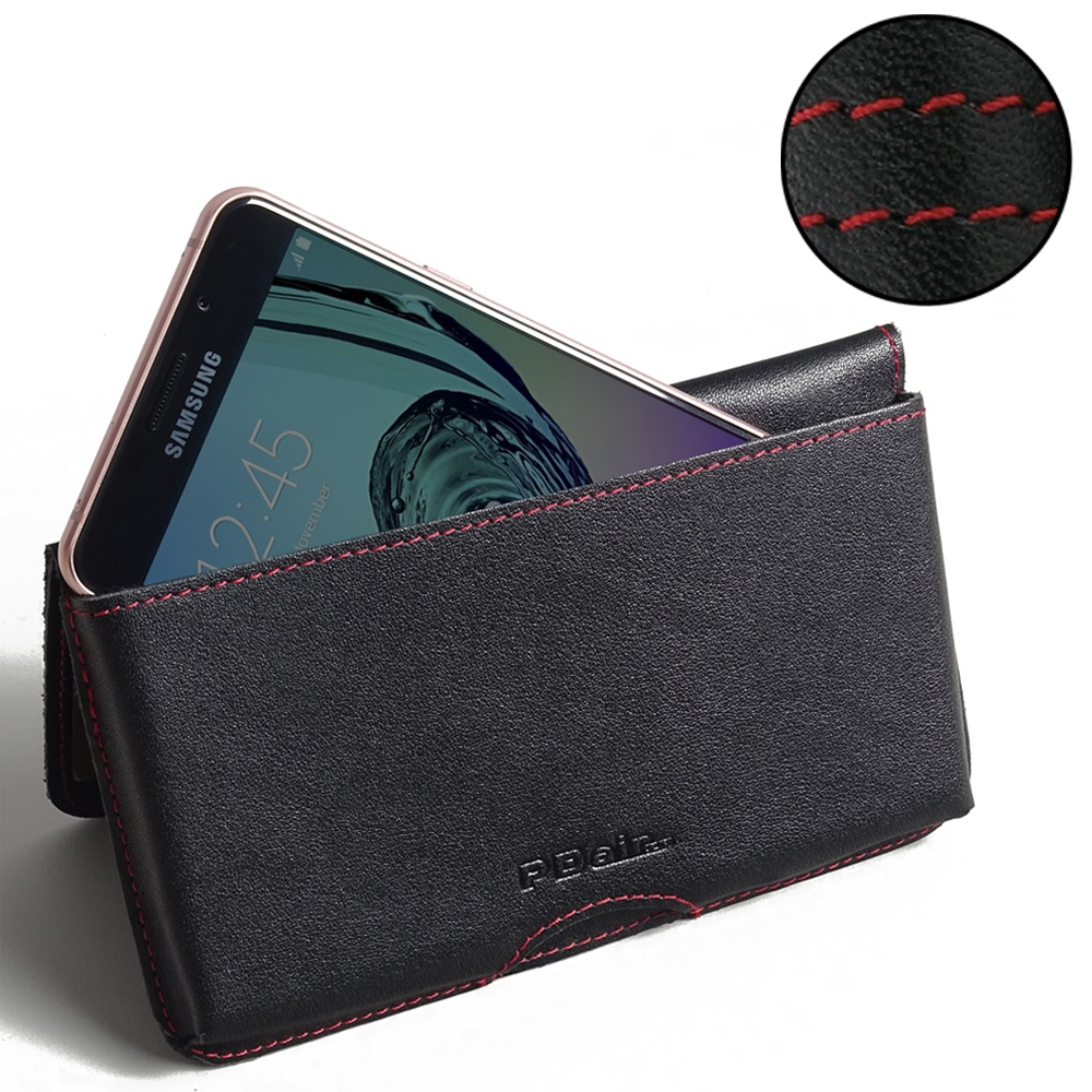 10% OFF + FREE SHIPPING, Buy Best PDair Quality Handmade Protective Samsung Galaxy A7 2016 Leather Wallet Pouch Case (Red Stitch). Pouch Sleeve Holster Wallet You also can go to the customizer to create your own stylish leather case if looking for additio