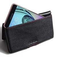 10% OFF + FREE SHIPPING, Buy Best PDair Quality Handmade Protective Samsung Galaxy A7 2016 Leather Wallet Pouch Case (Red Stitching) You also can go to the customizer to create your own stylish leather case if looking for additional colors, patterns and t