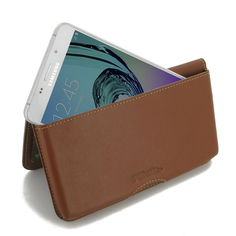 10% OFF + FREE SHIPPING, Buy PDair Top Quality Handmade Protective Samsung Galaxy A9 2016 Leather Wallet Pouch Case (Brown) online. You also can go to the customizer to create your own stylish leather case if looking for additional colors, patterns and ty