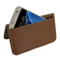 10% OFF + FREE SHIPPING, Buy Best PDair Top Quality Handmade Protective Samsung Galaxy S7 Leather Wallet Pouch Case (Brown). Pouch Sleeve Holster Wallet You also can go to the customizer to create your own stylish leather case if looking for additional co
