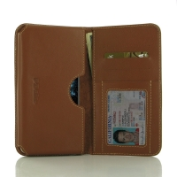 10% OFF + FREE SHIPPING, Buy Best PDair Quality Handmade Protective LeEco Le Pro 3 Genuine Leather Wallet Sleeve Case (Brown) online. You also can go to the customizer to create your own stylish leather case if looking for additional colors, patterns and