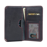 10% OFF + FREE SHIPPING, Buy Best PDair Quality Handmade Protective LeEco Le Pro 3 Genuine Leather Wallet Sleeve Case (Red Stitch) online. You also can go to the customizer to create your own stylish leather case if looking for additional colors, patterns