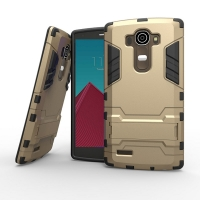 LG G4 H815 Tough Armor Protective Case (Gold)