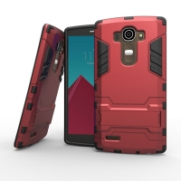LG G4 H815 Tough Armor Protective Case (Red)