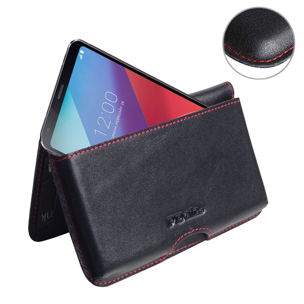 10% OFF + FREE SHIPPING, Buy Best PDair Handmade Protective LG G6 Leather Wallet Pouch Case (Red Stitch). Pouch Sleeve Holster Wallet  You also can go to the customizer to create your own stylish leather case if looking for additional colors, patterns and
