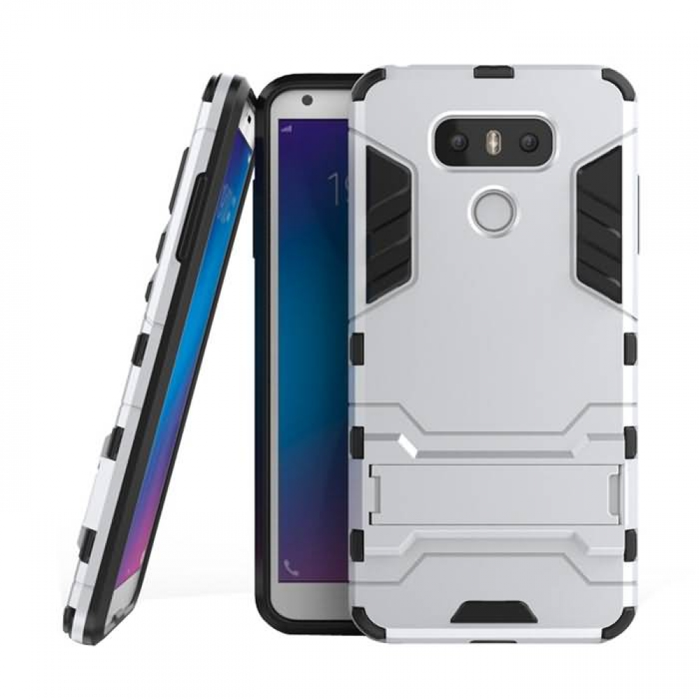 10% OFF + FREE SHIPPING, Buy Best PDair Premium Protective LG G6 Tough Armor Protective Case (Silver). Exquisitely designed engineered for LG G6. You also can go to the customizer to create your own stylish leather case if looking for additional colors, p