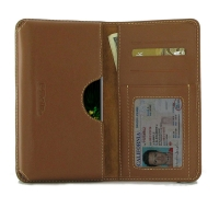 10% OFF + FREE SHIPPING, Buy the BEST PDair Handcrafted Premium Protective Carrying LG G8 ThinQ Leather Wallet Sleeve Case (Brown). Exquisitely designed engineered for LG G8 ThinQ.