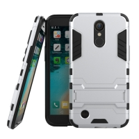10% OFF + FREE SHIPPING, Buy Best PDair Protective LG K10 (2017) Tough Armor Protective Case (Silver).  You also can go to the customizer to create your own stylish leather case if looking for additional colors, patterns and types.