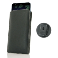 10% OFF + FREE SHIPPING, Buy the BEST PDair Handcrafted Premium Protective Carrying LG K40 Pouch Case with Belt Clip. Exquisitely designed engineered for LG K40.