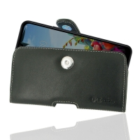 10% OFF + FREE SHIPPING, Buy the BEST PDair Handcrafted Premium Protective Carrying LG K40S Leather Holster Case. Exquisitely designed engineered for LG K40S.