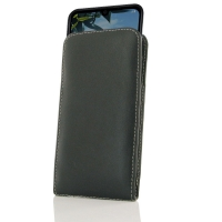 10% OFF + FREE SHIPPING, Buy the BEST PDair Handcrafted Premium Protective Carrying LG K40S Leather Sleeve Pouch Case. Exquisitely designed engineered for LG K40S.