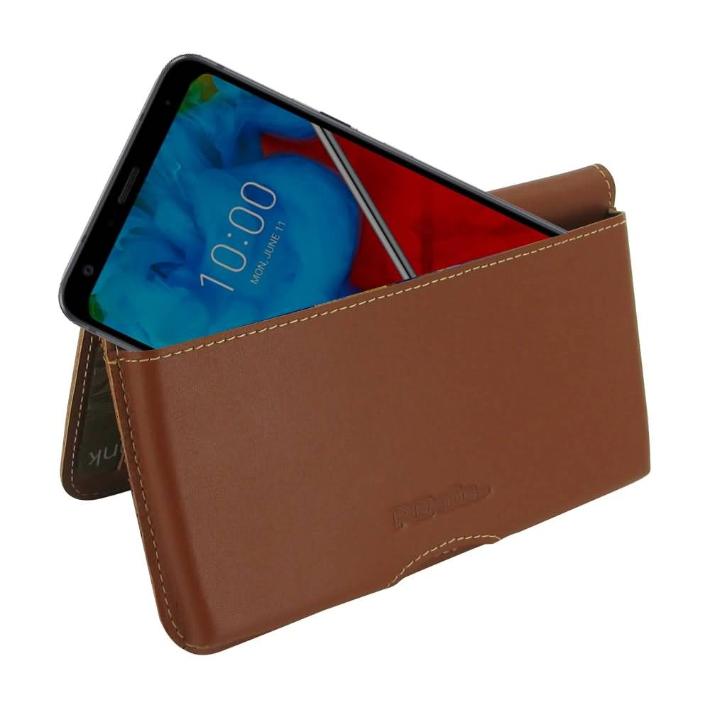 10% OFF + FREE SHIPPING, Buy the BEST PDair Handcrafted Premium Protective Carrying LG Q Stylus   Q Stylus+ Leather Wallet Pouch Case (Brown). Exquisitely designed engineered for LG Q Stylus   Q Stylus+.