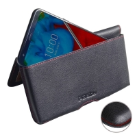 10% OFF + FREE SHIPPING, Buy the BEST PDair Handcrafted Premium Protective Carrying LG Q Stylus | Q Stylus+ Leather Wallet Pouch Case (Red Stitch). Exquisitely designed engineered for LG Q Stylus | Q Stylus+.
