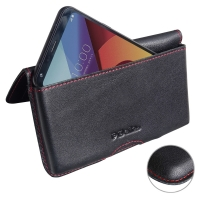 10% OFF + FREE SHIPPING, Buy Best PDair Handmade Protective LG Q6 Leather Wallet Pouch Case (Red Stitch). Pouch Sleeve Holster Wallet  You also can go to the customizer to create your own stylish leather case if looking for additional colors, patterns and