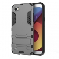 10% OFF + FREE SHIPPING, Buy the BEST PDair Premium Protective Carrying LG Q6 Tough Armor Protective Case (Grey). Exquisitely designed engineered for LG Q6.