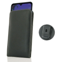10% OFF + FREE SHIPPING, Buy the BEST PDair Handcrafted Premium Protective Carrying LG Q60 Pouch Case with Belt Clip. Exquisitely designed engineered for LG Q60.