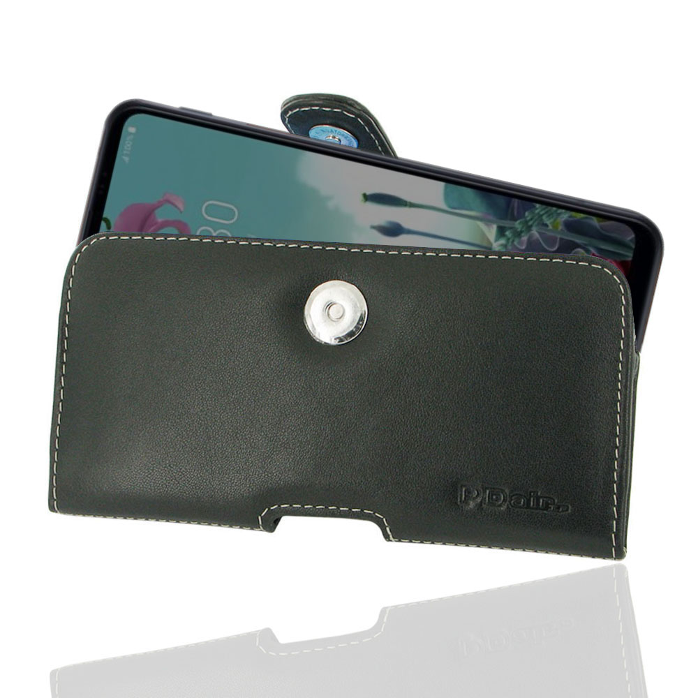 10% OFF + FREE SHIPPING, Buy the BEST PDair Handcrafted Premium Protective Carrying LG Q70 Leather Holster Case. Exquisitely designed engineered for LG Q70.