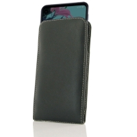 10% OFF + FREE SHIPPING, Buy the BEST PDair Handcrafted Premium Protective Carrying LG Q70 Leather Sleeve Pouch Case. Exquisitely designed engineered for LG Q70.