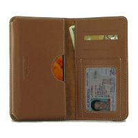 10% OFF + FREE SHIPPING, Buy the BEST PDair Handcrafted Premium Protective Carrying LG Q8 (2018) Leather Wallet Sleeve Case (Brown). Exquisitely designed engineered for LG Q8 (2018).