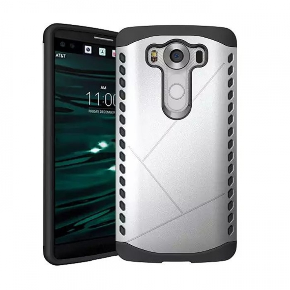 10% OFF + FREE Shipping, Buy Best PDair Protective LG V10 Hybrid Combo Aegis Armor Case Cover (Silver) online. You also can go to the customizer to create your own stylish leather case if looking for additional colors, patterns and types.