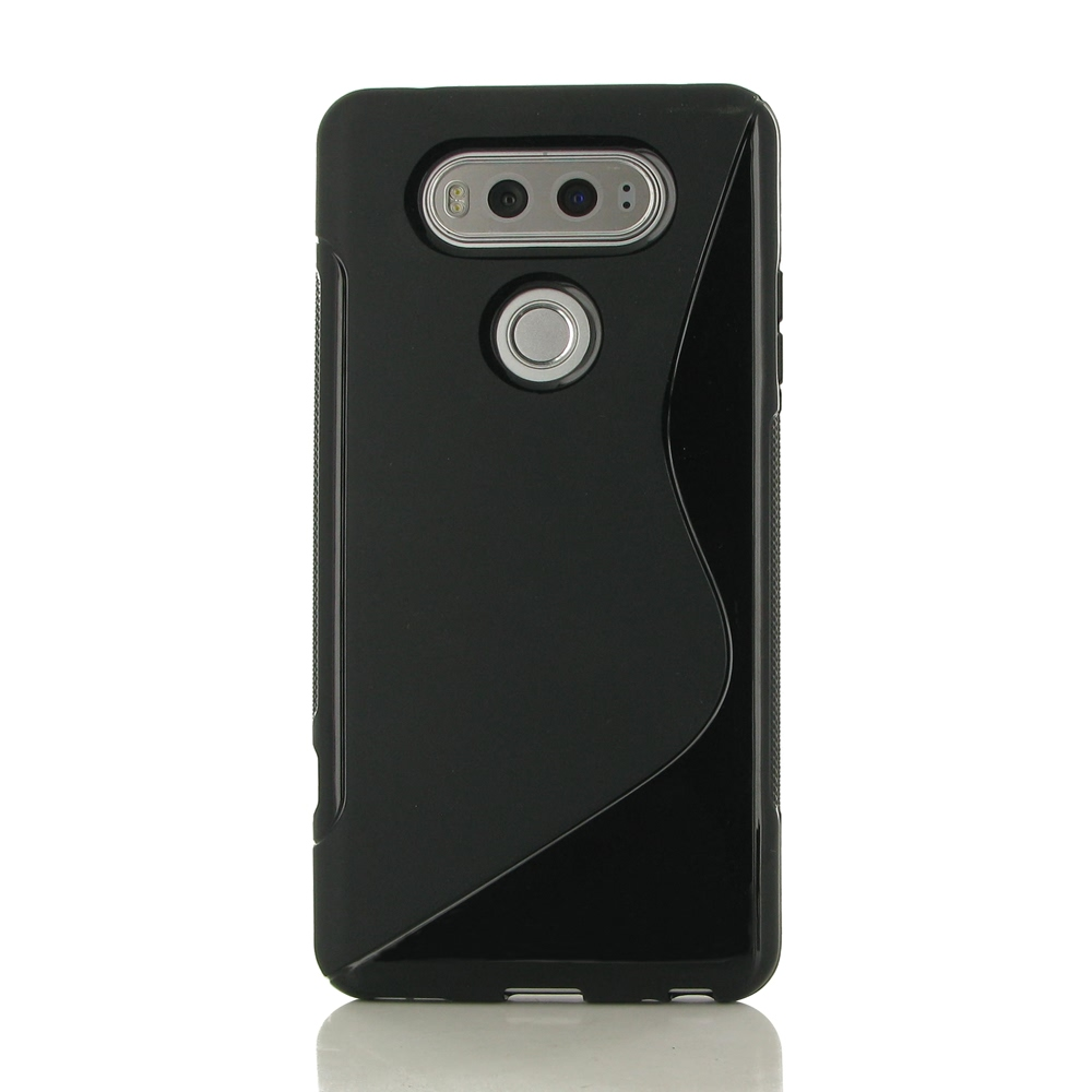 10% OFF + FREE SHIPPING, Buy Best PDair Premium Protective LG V20 Soft Case (Black S Shape pattern). Exquisitely designed engineered for LG V20. You also can go to the customizer to create your own stylish leather case if looking for additional colors, pa