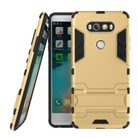 LG V20 Tough Armor Protective Case (Gold)