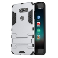 10% OFF + FREE SHIPPING, Buy the BEST PDair Premium Protective Carrying LG V30 Tough Armor Protective Case (Silver). Exquisitely designed engineered for LG V30.