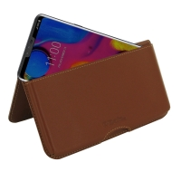 10% OFF + FREE SHIPPING, Buy the BEST PDair Handcrafted Premium Protective Carrying LG V40 ThinQ Leather Wallet Pouch Case (Brown). Exquisitely designed engineered for LG V40 ThinQ.