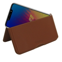 10% OFF + FREE SHIPPING, Buy the BEST PDair Handcrafted Premium Protective Carrying LG W10 Leather Wallet Pouch Case (Brown). Exquisitely designed engineered for LG W10.