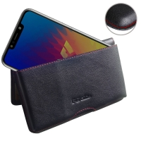 10% OFF + FREE SHIPPING, Buy the BEST PDair Handcrafted Premium Protective Carrying LG W10 Leather Wallet Pouch Case (Red Stitch). Exquisitely designed engineered for LG W10.