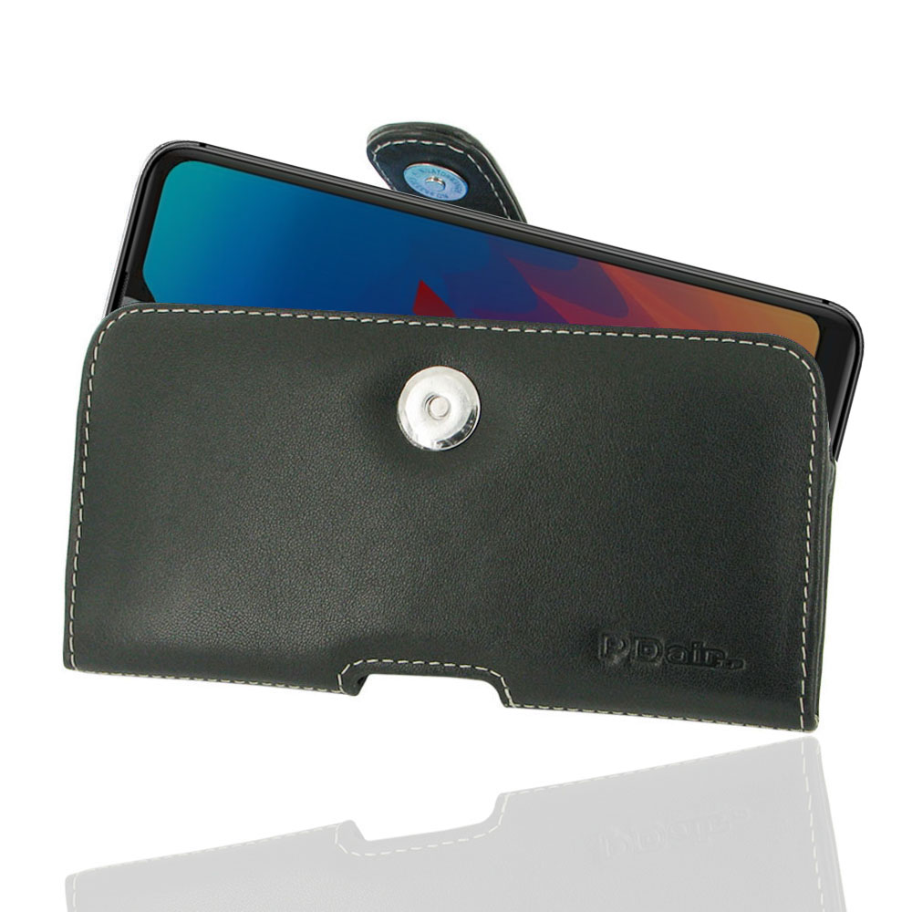 10% OFF + FREE SHIPPING, Buy the BEST PDair Handcrafted Premium Protective Carrying LG W30 Pro Leather Holster Case. Exquisitely designed engineered for LG W30 Pro.