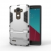LG G4 Tough Armor Protective Case (Silver) protective carrying case by PDair