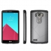 LG G4 Hybrid Combo Aegis Armor Case Cover (Grey) protective carrying case by PDair