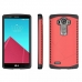 LG G4 Hybrid Combo Aegis Armor Case Cover (Pink) protective carrying case by PDair