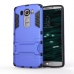 LG V10 Tough Armor Protective Case (Blue) protective carrying case by PDair