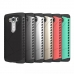 LG V10 Hybrid Combo Aegis Armor Case Cover (Green) top quality leather case by PDair