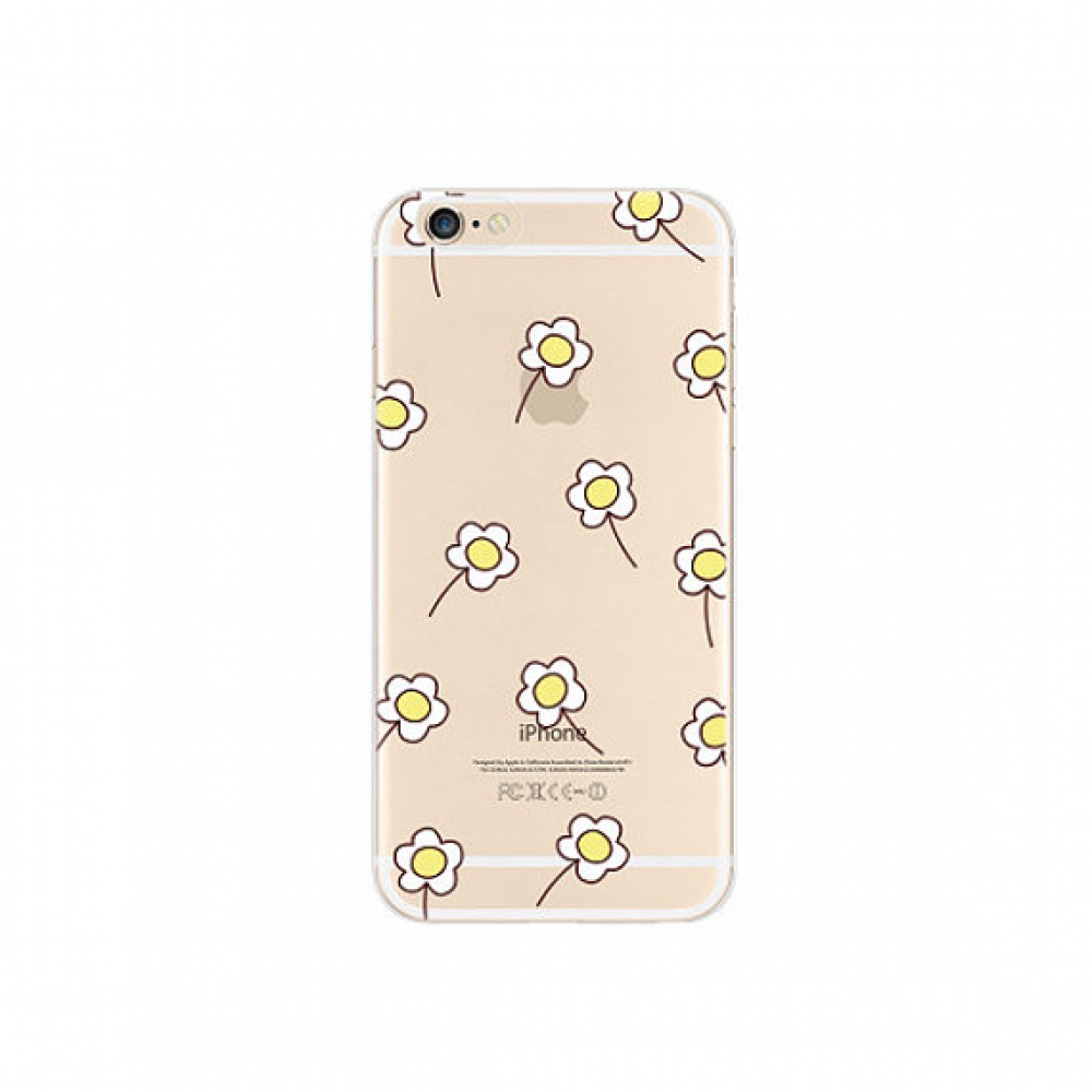 10% OFF + FREE SHIPPING, Buy PDair iPhone Soft Clear Case (Little Flowers Pattern) which is available for iPhone 5 | iPhone 5s, iPhone 6 | iPhone 6s, iPhone 6 Plus | iPhone 6s Plus, iPhone SE. You also can go to the customizer to create your own stylish l