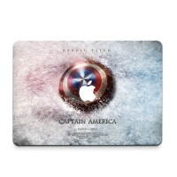 Decal Skin Set for Apple MacBook Air Pro (Captain America)