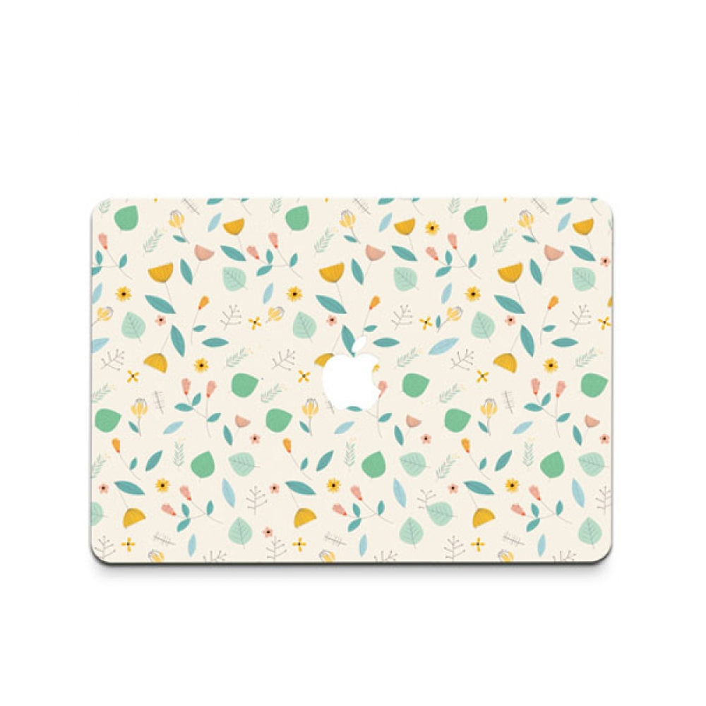 10% OFF + FREE SHIPPING, Buy PDair MacBook Air Pro Decal Skin Set (Leaf Pattern) which is availble for MacBook 12