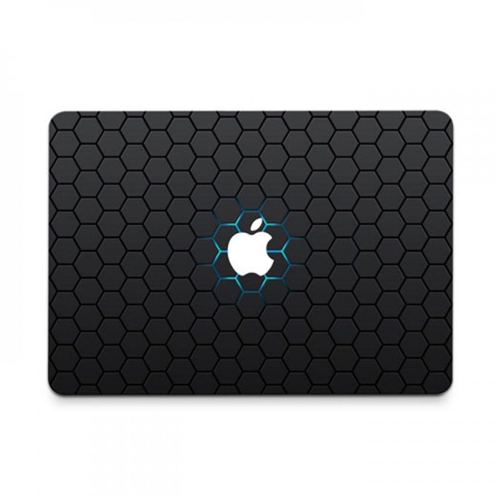 10% OFF + FREE SHIPPING, Buy PDair MacBook Air Pro Decal Skin Set (S.H.I.E.L.D. Pattern) which is availble for MacBook 12