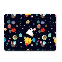 Decal Skin Set for Apple MacBook Air Pro (Space Rocks)