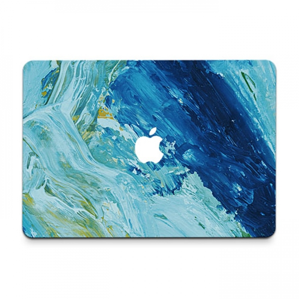 10% OFF + FREE SHIPPING, Buy PDair MacBook Air Pro Decal Skin Set (Watercolor Paint) which is availble for MacBook 12